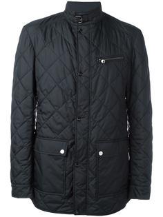 классическая стеганая куртка Salvatore Ferragamo