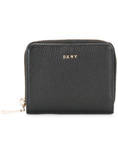 кошелек с круговой молнией DKNY