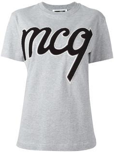 толстовка с принтом логотипа McQ Alexander McQueen