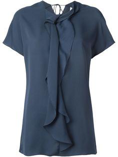 блузка с крупными оборками  3.1 Phillip Lim