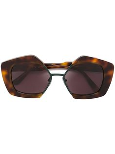 солнцезащитные очки 'Edge' Marni