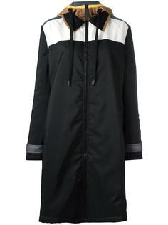 пальто на молнии с капюшоном No Ka' Oi