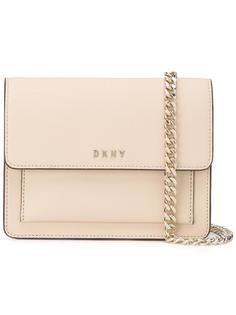 маленькая сумка с откидным клапаном DKNY