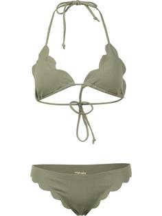 'Broadway Triangle Top & Brief Bottom' bikini Marysia