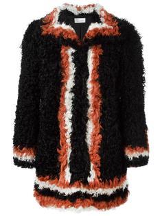 пальто из меха ягненка Red Valentino