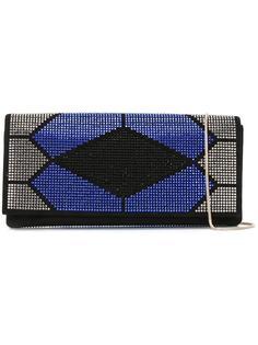 декорированный клатч Giorgio Armani