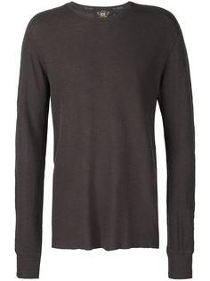 футболка с длинными рукавами Rrl