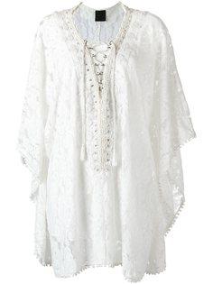 lace dress Andrea Bogosian