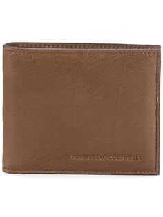 кошелек с логотипом Brunello Cucinelli
