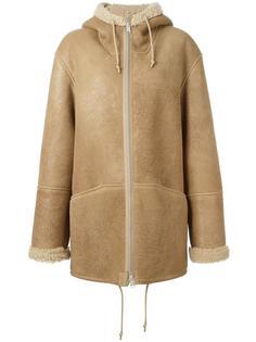 Season 3 hooded coat Yeezy