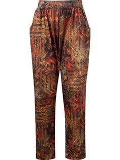 printed trousers Lygia & Nanny