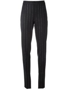 полосатые брюки  Cédric Charlier