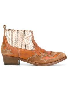 ботинки 'Texan' Golden Goose Deluxe Brand