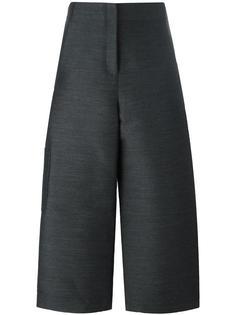 укороченные  широкие брюки Ter Et Bantine