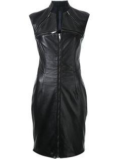 приталенное платье с молниями Gareth Pugh