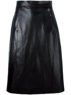 юбка А-образного силуэта Maison Margiela
