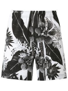 шорты для плавания с принтом Osklen