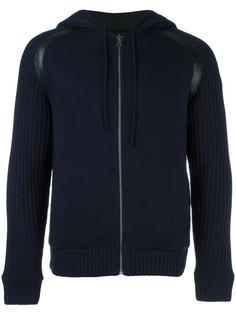 двусторонняя куртка с капюшоном Bikkembergs