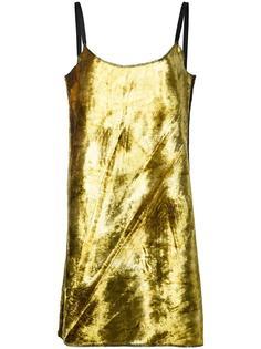 mini slip dress Eckhaus Latta