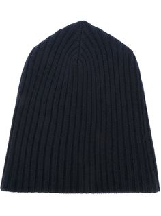 трикотажная шапка-бини 6397