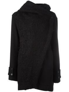 пальто с запахом Ilaria Nistri