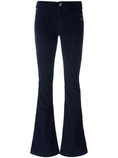 слегка расклешенные джинсы Love Moschino