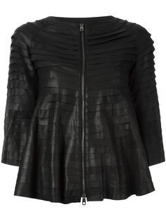 куртка с укороченными рукавами Emporio Armani