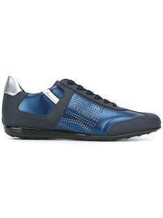 кроссовки на шнуровке Dirk Bikkembergs