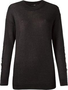 'Bowie' knit blouse Uma | Raquel Davidowicz