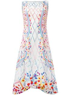 printed sleeveless dress Peter Pilotto