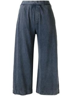 cropped flared track pants Osklen