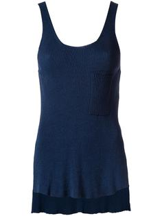 ribbed tank top Osklen