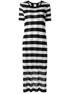 striped dress Osklen