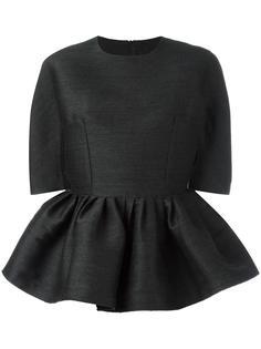 блузка с баской Ter Et Bantine