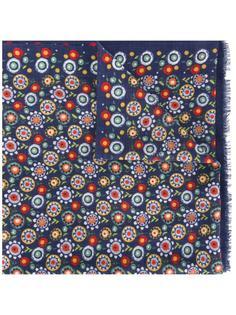 шарф с круглым узором Fefè