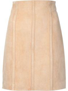 классическая юбка  Balmain