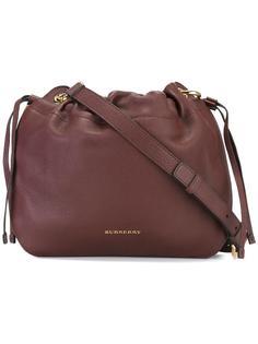 сумка через плечо в клетку 'House Check' Burberry