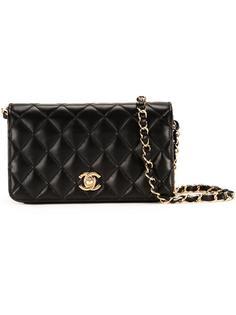 мини сумка на плечо 'CC' Chanel Vintage