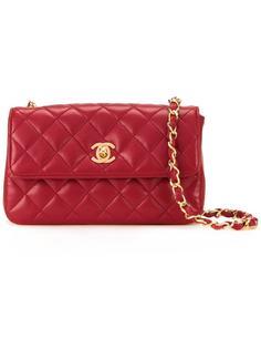 мини стеганая сумка 'CC' Chanel Vintage