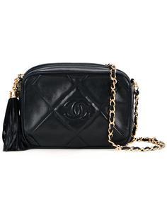 маленькая сумка на плечо 'CC' Chanel Vintage