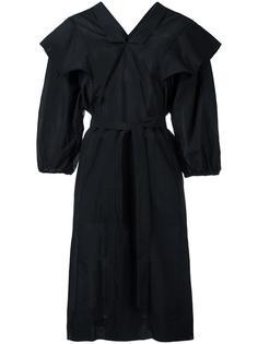 асимметричное платье с V-образным вырезом Vivienne Westwood Anglomania