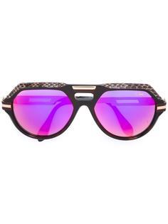 """солнцезащитные очки с оправой """"авиатор"""" Cazal"""