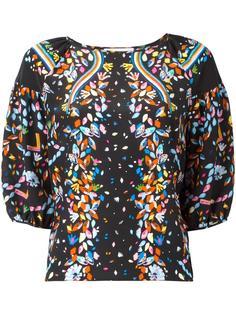 floral print blouse  Peter Pilotto