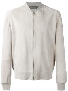 куртка-бомбер на молнии Brunello Cucinelli