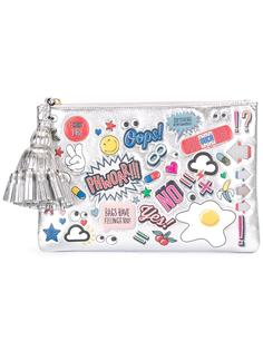 'Georgiana' clutch  Anya Hindmarch