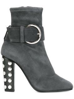 embellished heel boots  Giuseppe Zanotti Design