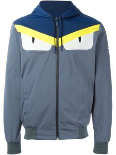 куртка-ветровка Bag Bugs Fendi