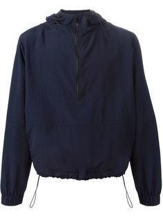 куртка-ветровка с капюшоном Ami Alexandre Mattiussi