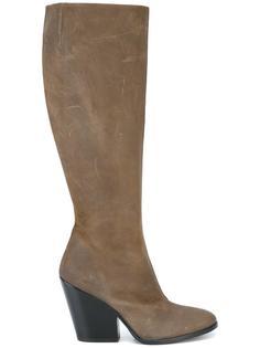 chunky heel boots A.F.Vandevorst