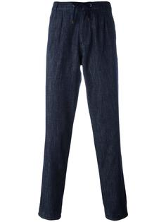 джинсы на шнурке Brunello Cucinelli